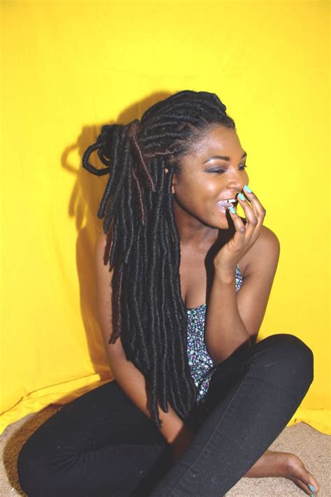 mojito hair faux locs 24 best a natural allure faux locs images on pinterest