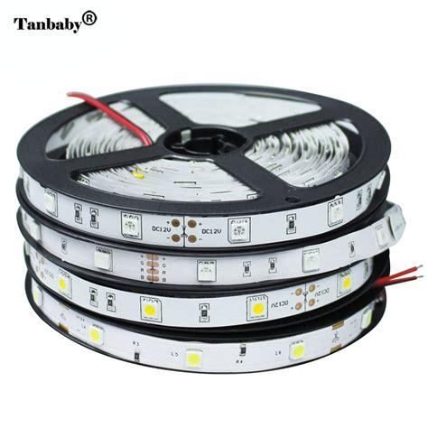 Led Module White Big Light Metering By Decolight aliexpress buy tanbaby led 5050 smd led ribbon dc12v 5m 150 led non