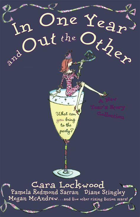 in one year and out the other book by cara lockwood