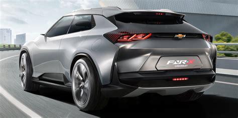chevrolet fnr x concept unveiled