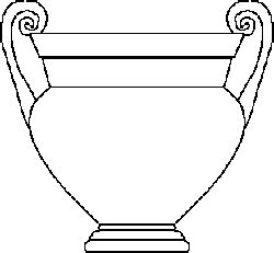 Vase Patterns by Ancient Greek Pottery Templates Clipart Best