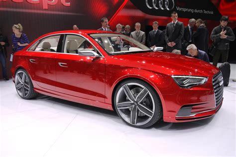 Audi A3 Sedan 2011 by 2011 Geneva Motor Show New Audi A3 Sedan Concept