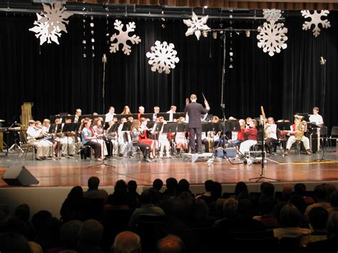 fannin county band christmas concerts 2004