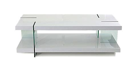 white lacquer coffee table ma ti modern white lacquered coffee table