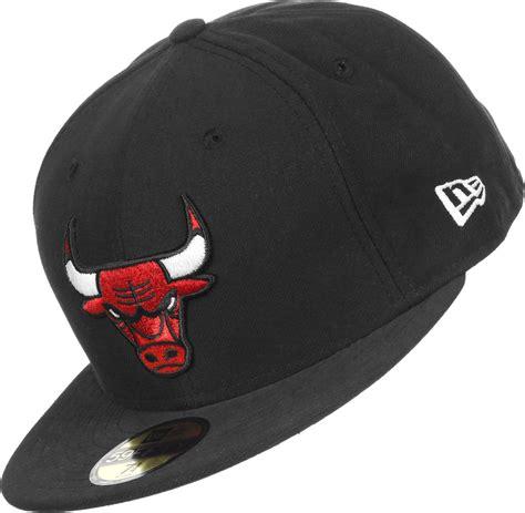 new era bulls new era team basic chicago bulls cap schwarz