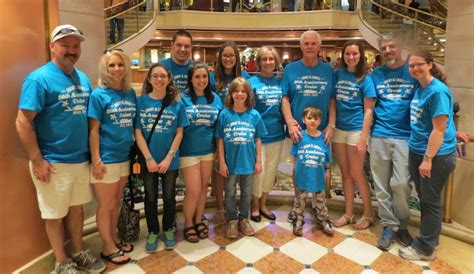 50th Wedding Anniversary Vacation Ideas by Custom T Shirts For 50th Anniversary Cruise Shirt Design