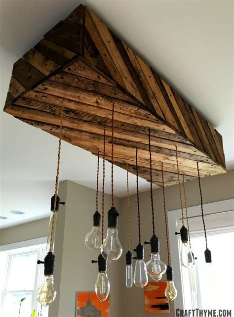 edison bulb chandelier a diy overview craft thyme