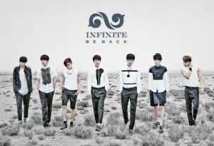 Infinate Cous Lirik Lagu Infinite Back From24