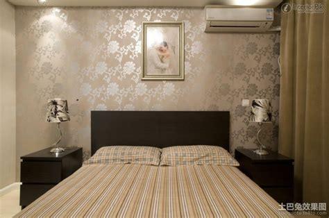 motif wallpaper  kamar tidur utama renovasi rumahnet