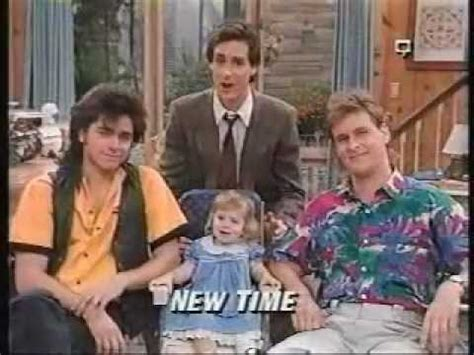 full house episodes youtube full house promo march 4 1988 youtube