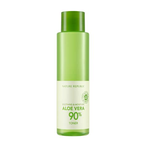 Spa Shop Yesnow Spa Shop Aloe nature republic soothing moisture aloe vera 90 toner ma cor 233 e