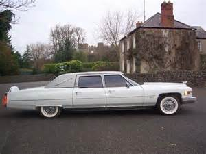 Cadillac Fleetwood 1975 Black Cadillac Limo Fleetwood Classic Pictures