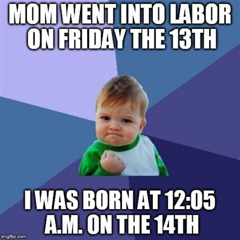 Friday The 13th Meme - success kid meme imgflip