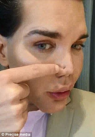 jonathan ken doll ken doll rodrigo alves rushed to hospital after
