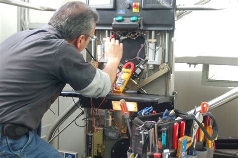 Chair Lift Maintenance by Service Maintenance Handi Lift