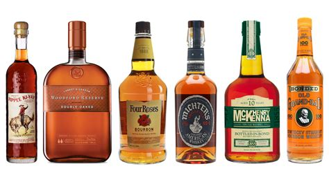 best bourbon 11 best bourbons plus 5 awesome ryes for kentucky derby