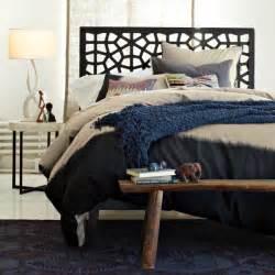 Modern wooden lacy headboard 20 modern bedroom headboards
