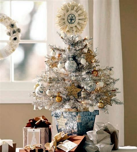 decorate small tree home decorating small tree on the table