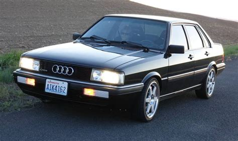 old cars and repair manuals free 2012 audi a5 electronic valve timing could this 1987 audi 4000 really be worth 25 000