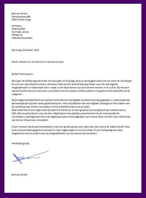 layout zakelijke brief layout zakelijke brief belgie sollicitatiebrief voorbeeld