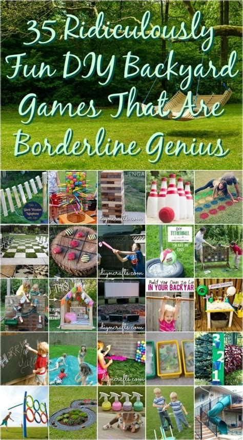 backyard fun games 25 best ideas about backyard games on pinterest outdoor games crafty games and
