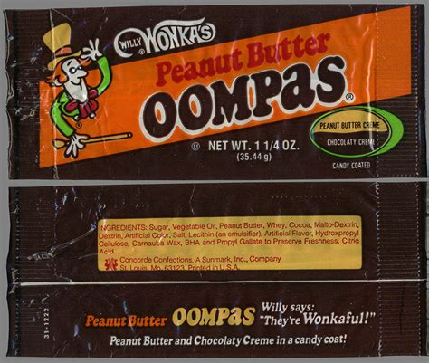 willy wonka s outstanding oompas collectingcandy
