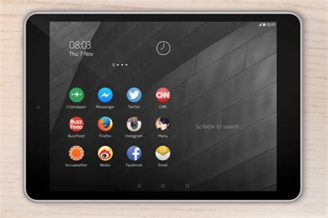 Tablet China Dibawah 1 Juta nokia n1 tablet launched in china
