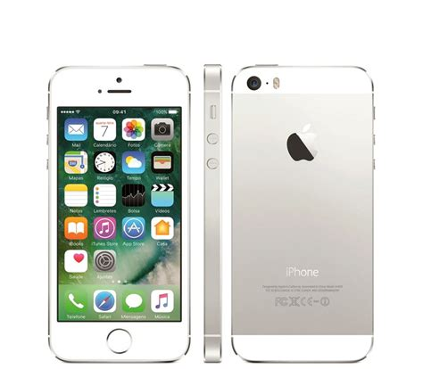 Apple Iphone 5s Silver Iphone 5s E apple iphone 5s 32gb silver kategorie a sv茆t trol 237 n