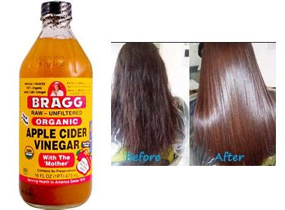 4 ways apple cider vinegar can completely change your hair