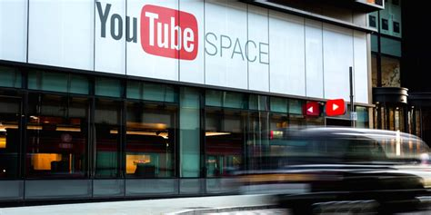 youtube offices photos inside google s new youtube space in london