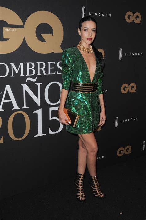 2015 man of the year gq awards cecilia suarez gq men of the year awards 2015 in mexico city
