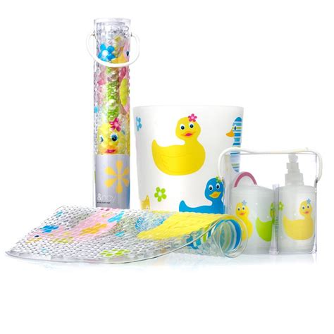 Duck Bathroom Accessories Fancy Duck Bath Set Was 7 25 Specials Bathroom Accessories Product Detail