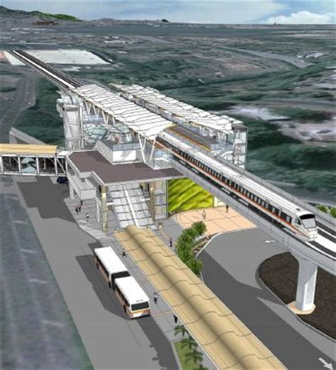 honolulu high capacity transit project urban design honolulu s elevated rail rapid transit project moves