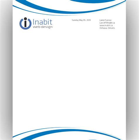 Business Letterhead Definition 28 business letterhead means letterhead d 233