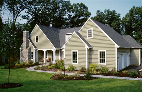 siding of house siding installation