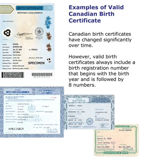 Toronto Birth Records Canadian Form Birth Certificate