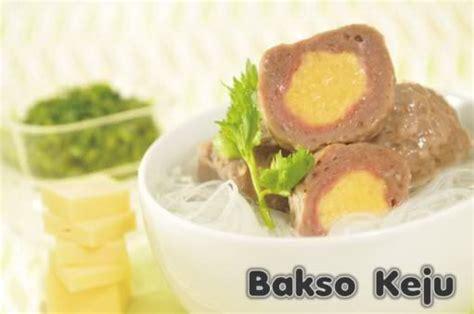 membuat bakso keju resep masakan bakso sapi isi keju blog education