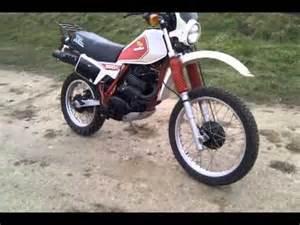 1982 Honda Xl500r 1982 Honda Xl500r Run