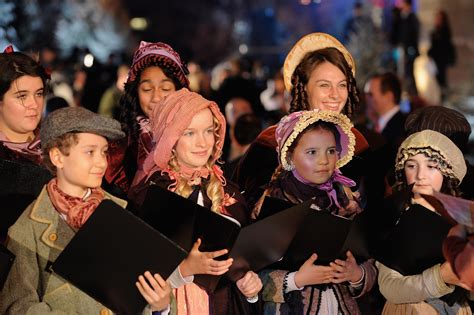 images of christmas carolers baltimore 2012 holiday concert preview 171 cbs baltimore