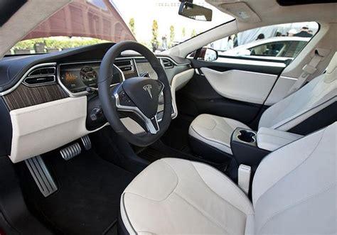 Tesla Grey Interior Tesla Model S How It S Put Together Marketwatch