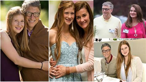 biography of bill gates family bill gates real life family pictures bill and melinda