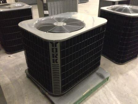 Ac York used york heat parts condenser unit 4 ton used ac warehouse