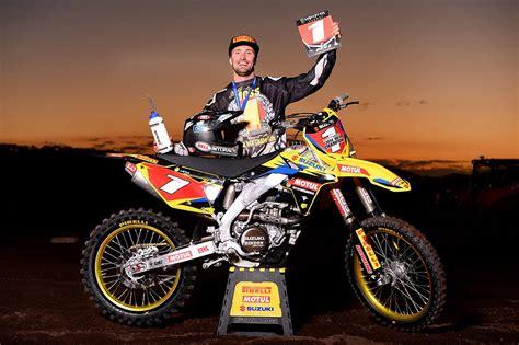 Matt Moss staying with Suzuki Australia   MCNews.com.au