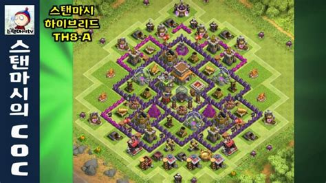 th8 layout new update stanmarsh s new th8 hybrid layout 3