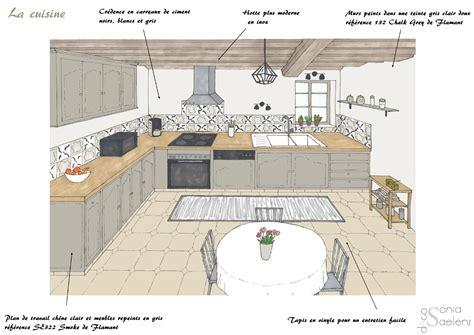 cuisine relook馥 photos cuisine rustique relooke la cuisine de gris photos and