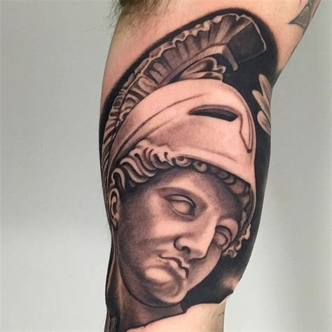 ares god of war tattoo best 25 ares ideas on god