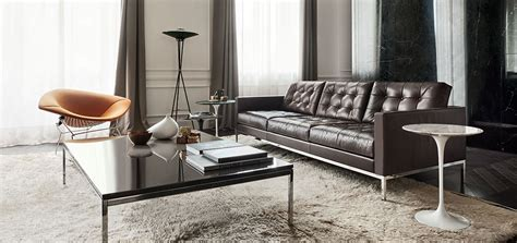 Florence Knoll Sofa Design Florence Knoll Relaxed Sofa And Settee Knoll