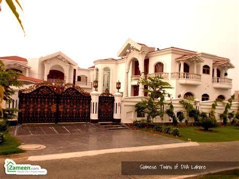 buy house in lahore the siamese twin houses of dha lahore zameen blog