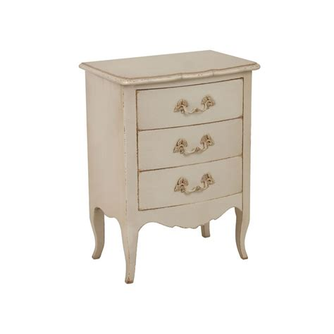Interiors Commode by Commode 3 Tiroirs Blanc Interior S