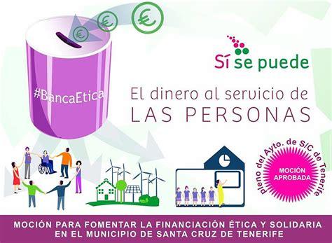Banca Etica by Fiare Banku Etikoaren Bazkide Taldea Canarias